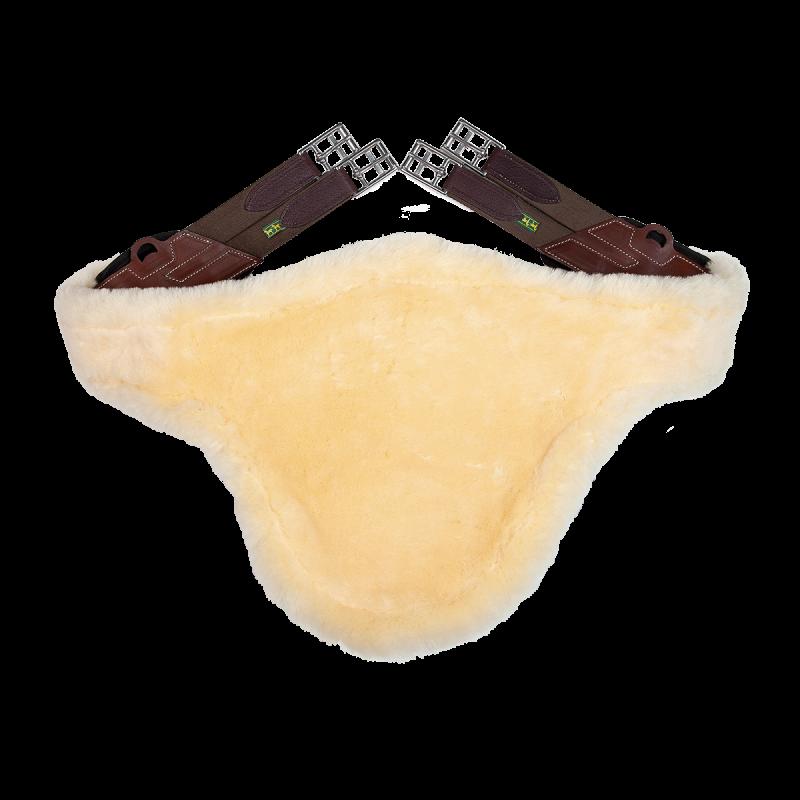 Sangle bavette mouton amovible