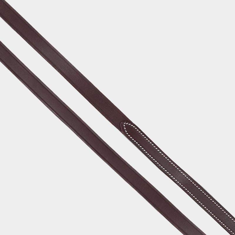 Rênes cuir lisse 14mm (Bride)