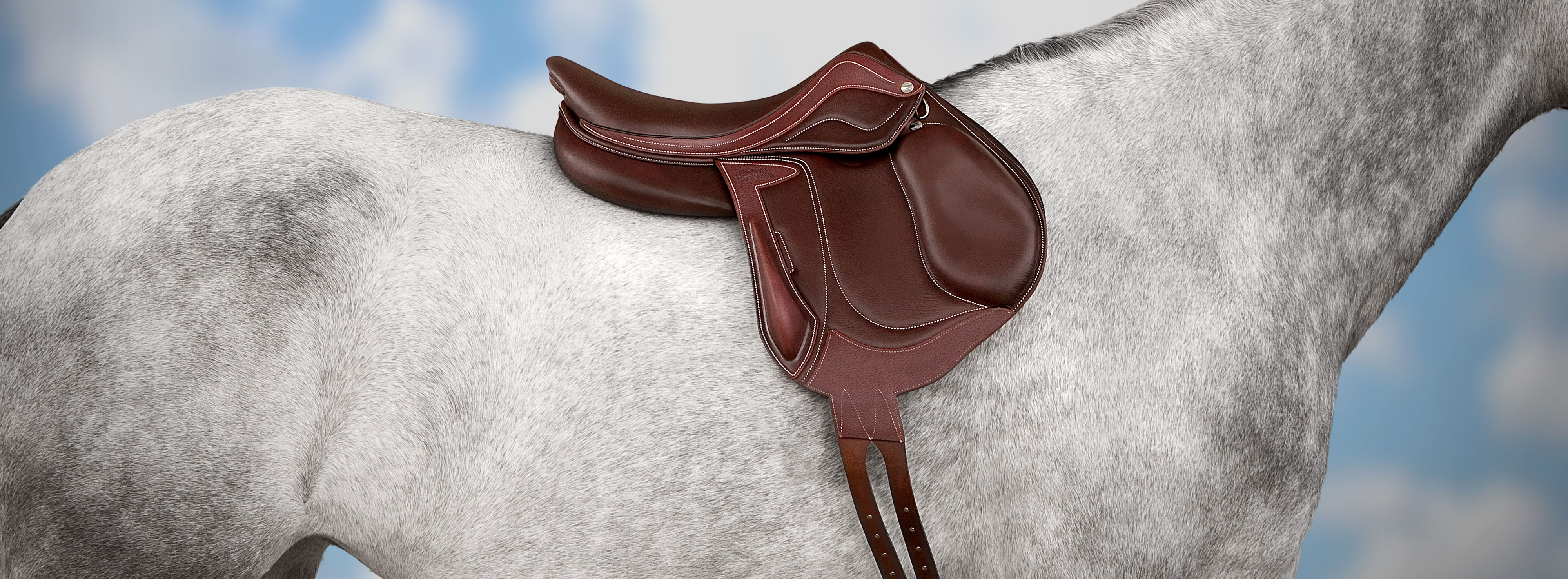 Monoflap Chiberta Lab Devoucoux saddle