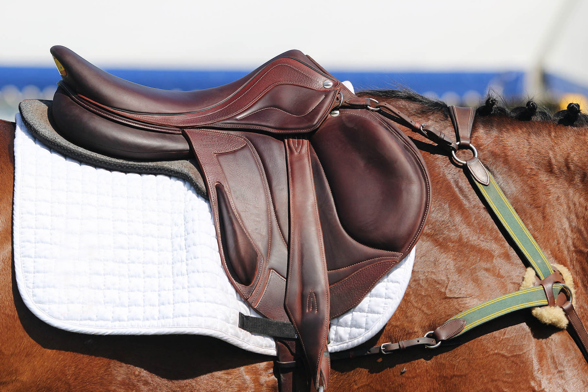 Stirrup Leathers Comfort And Stability Devoucoux